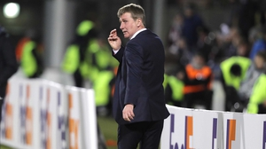 Kenny says he was proud of the attitude shown against AZ Alkmaar