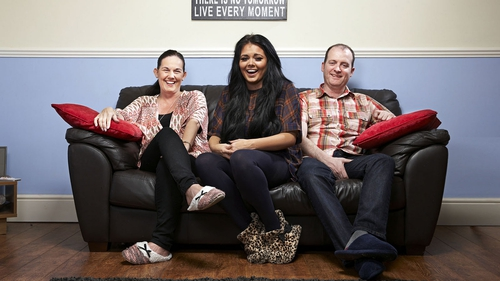 The Moffatts: one of the star's of the Gogglebox on Channel 4