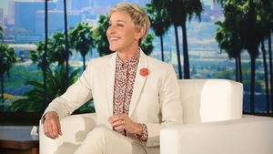 Ellen DeGeneres comes to the RTÉ Player