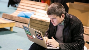 Stripe was founded by Irish brothers John Collison (pictured) and Patrick Collison