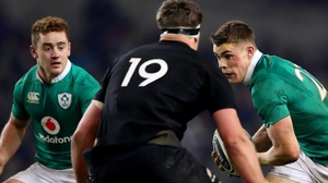 Paddy Jackson and Garry Ringrose start for Ireland