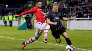 Daryl Horgan is fighting to extend Dundalk's season even further