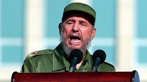 Fidel Castro died last night aged 90