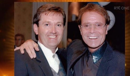 Cliff with Daniel