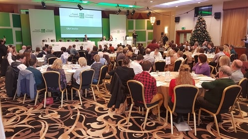 The Citizens' Assembly met in Malahide last month