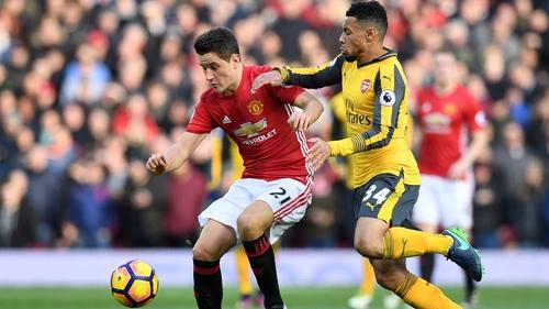 Mourinho sent off, Man U draws 4th straight home league game