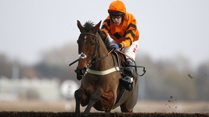 Tom Scudamore and Thistlecrack looked very good at Newbury
