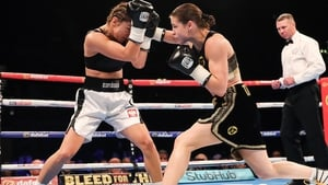Taylor record a facile win over Karina Kopinska in her pro debut