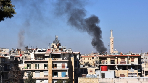 Regime forces had been advancing for several days