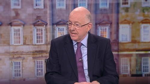 Minister for Justice Charlie Flanagan has outlined a new task force to tackle midlands crime