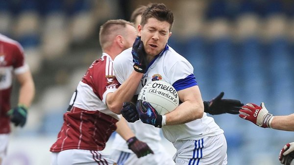 St Vincent's did just enough to get past the Longford champions