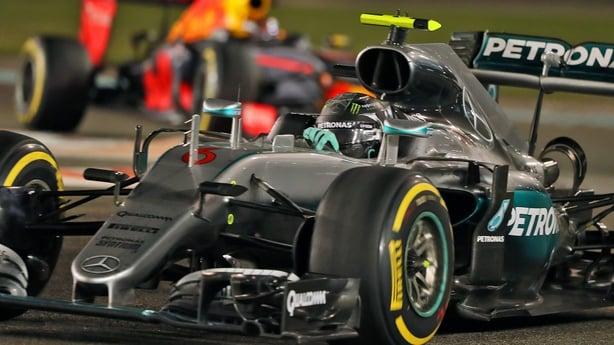 Rosberg announces shock Formula 1 retirement