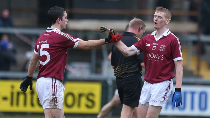 Slaughtneil have created history in Ulster