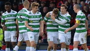 Celtic fought back from behind to beat Motherwell