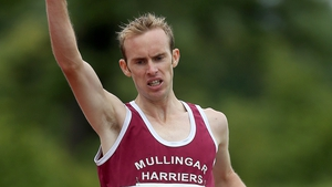 Mark Christie claimed the men's title for Mullingar Harriers