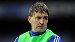 Maurice Fitzgerald won an All-Ireland intermediate title as a manager earlier this year
