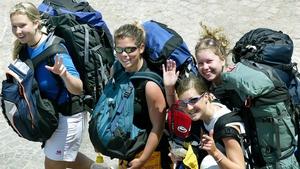Backpackers spent $920m in regional towns alone in 2017 in Australia