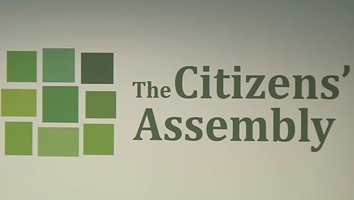 """The Citizens' Assembly is an act of deliberative democracy"""