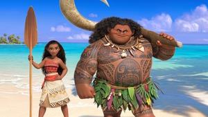 Hamilton creator Lin-Manuel Miranda co-wote the songs for Disney's new movie musical Moana