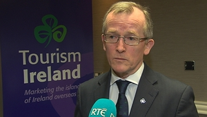 Niall Gibbons, CEO of Tourism Ireland, tells Aengus Cox that  the tourism sector is facing competitiveness issues on numerous fronts