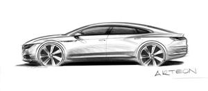 The new Volkswagen