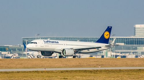 Lufthansa is starting to restore business that was virtually shut down by the Covid-19 crisis