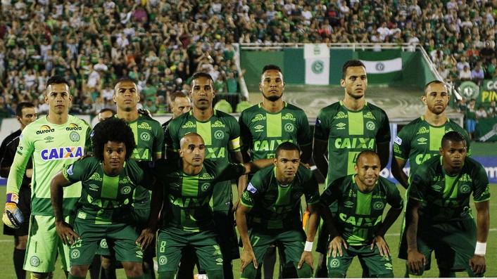 Brazil football team involved in airplane crash