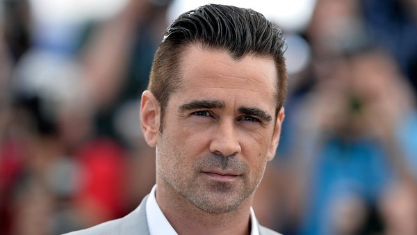 "Colin Farrell - ""I know the reception was lukewarm - but the but the experience was incredible'"