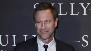 "Aaron Eckhart - ""I thought I'm never going to work with him. I just embarrassed myself on front of all of these other people"""
