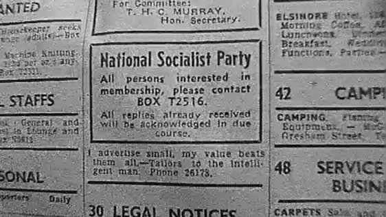 National Socialist Party Belfast