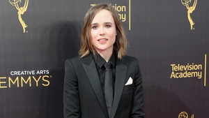 Ellen Page is currently filming a zombie movie in Dublin