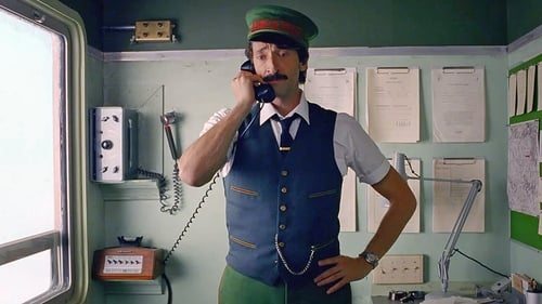 Adrien Brody features in Wes Anderson's H&M Christmas ad