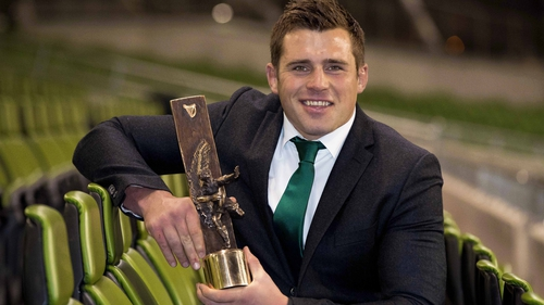 CJ Stander has won yet another award