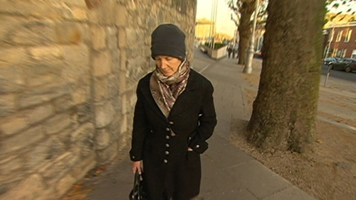 Bernadette Scully has denied the manslaughter of Emily Barut by an act of gross negligence