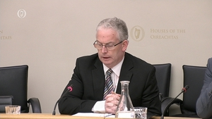 Tony O'Brien appeared before the Public Accounts Committee during the week