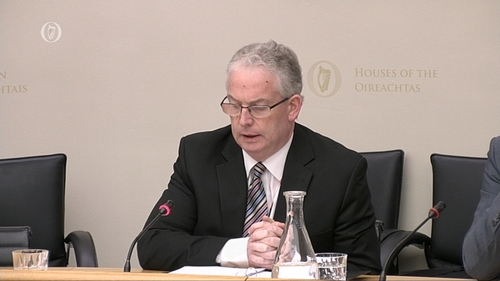 Tony O'Brien said treating an older population is costly and getting more expensive
