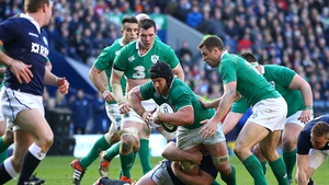 Ireland won the 2015 championship thanks to a 30-point win over Scotland on the final day of action