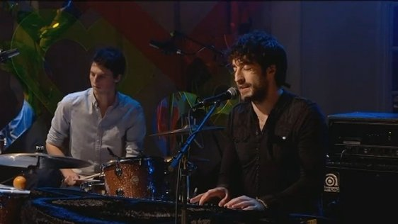 The Coronas on 'Other Voices' (2011)