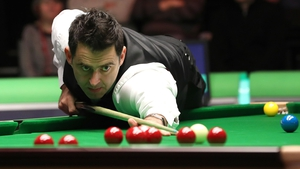 Ronnie O'Sullivan will play Judd Trump or Mark King in the next round