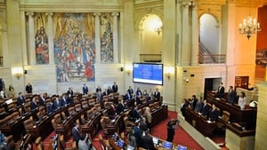 Colombia's House of Representatives voted 130-0 in favour of the deal