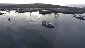 Island Ferries said the route is not profitable during the winter months