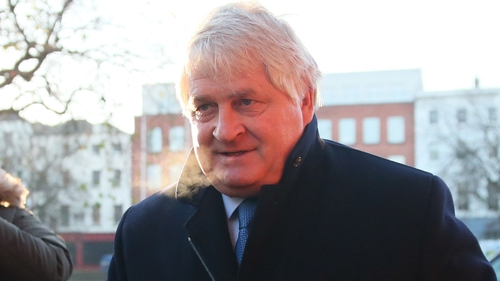 Denis O'Brien wanted the High Court to express its disapproval of two TDs' actions