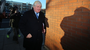 Counsel for Denis O'Brien said the businessman wanted a limited relief