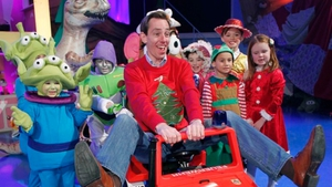 Tubridy's festive fashion is on point