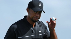 Woods is 'thankful for all the support'
