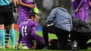 Bale is set for another spell on the sidelines in what has become a frustrating season