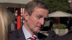 The Taoiseach is on a three-day business trip to the US