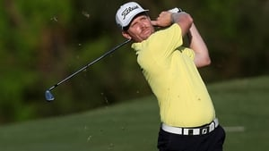 Andrew Dodt leads at the halfway stage of the Australian PGA Championship