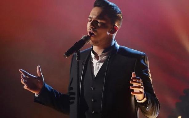 Simon Cowell tells X Factor's Matt Terry he's no Christmas cracker