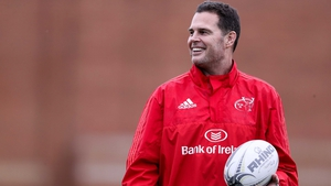 Rassie Erasmus has committed his immediate future to Munster